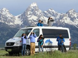 Wildlife Expeditions of Teton Science Schools - Day Tours