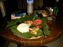 Pesona Seafood restaurant