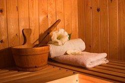 sauna - penzion Slatina