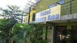 聖安娜利賴比瑞亞機場飯店