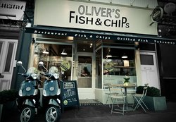 ‪Oliver's Fish & Chips‬