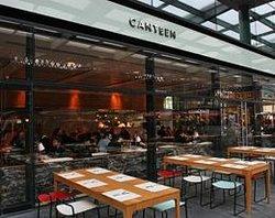 Canteen - Spitalfields