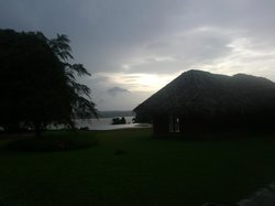 Kabini in the background