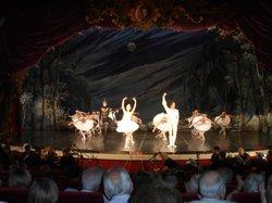 Ballet Hall Aurora Palace