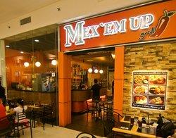 MEX 'EM Up Grill