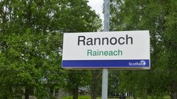 Rannoch Station Tearoom