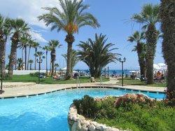 Beautiful gardens and pool