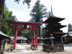 Nyakuichioji Shrine