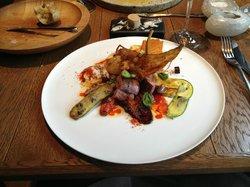 Tom Aikens Restaurant In Chelsea