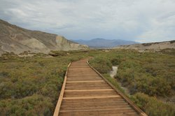 Salt Creek Interpretive Trail