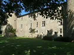 arrière du Chateau