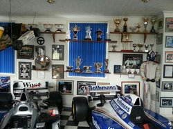 David Coulthard Museum