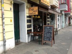Cafe Mal Anders