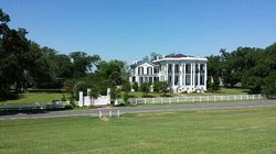 Nottoway plantation from river road