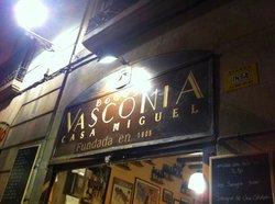 Bodega Vasconia