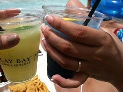 Mandalay bay beach  bar and grill