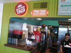 Backyard Taco