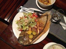 Flounder fish - yummy