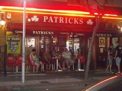 Patrick's Irish Bar Salou