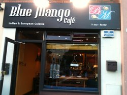 Blue Mango Cafe