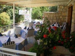 Restaurant  Galeb