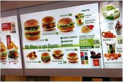 McDonald's Constitution