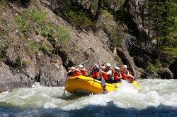 Glacier Raft Adventures Day Tours
