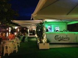 Beer Garden Carlsberg