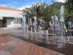 Mill Street Fountain