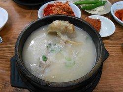 서울 삼계탕