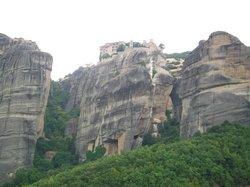 Mosteiros em Meteora