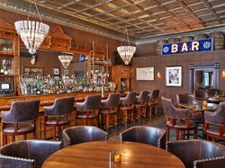 The J-Bar at the Hotel Jerome