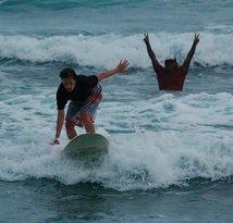 Fiji Surf School