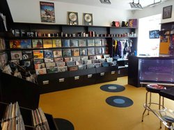 Imagine-Club Vinyl Records Store