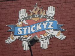 Stickyz Rock 'n' Roll Chicken Shack
