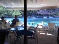 Assos Blue Cafe