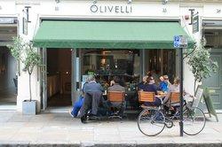 Olivelli - Bloomsbury