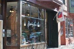Berkeley Perk Cafe