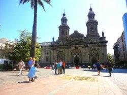 City Tour Santiago a Pie