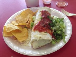 Burritos Fiesta Fresh Mexican