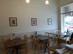 Triangle Cafe in Willingdon East Sussex