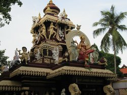Pazhanchira Temple
