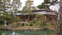 Gokasho Omi Merchant, Hikoshiro Fujii's Mansion