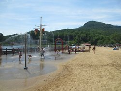 ‪Lake Lure Beach and Water Park‬