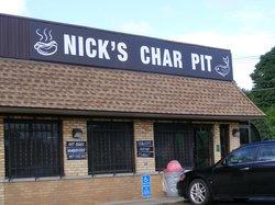 Nick's Char-Pit