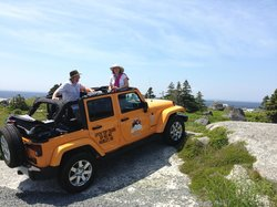 Open Top Private Tours