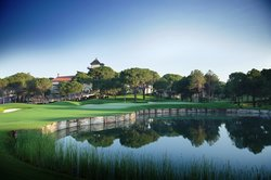 The Montgomerie Maxx Royal Golf Club