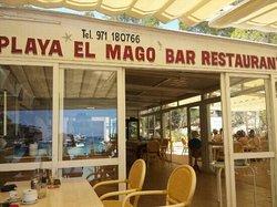 Playa El Mago