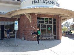 Halligan's