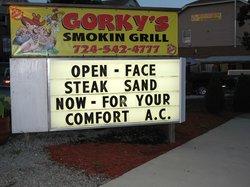 Gorky's